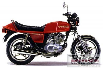 1982 Suzuki Gsx 250 E Specifications And Pictures