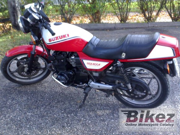 1983 Suzuki GSX 400 F Katana photo