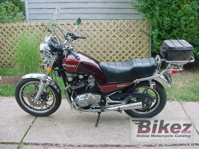 1983 Suzuki GR 650 photo