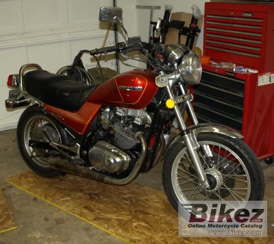 1983 Suzuki GR 650 X photo