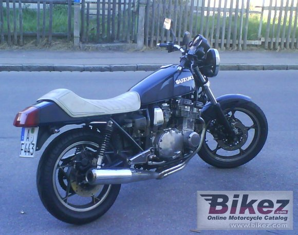 1983 Suzuki GSX 750 E photo
