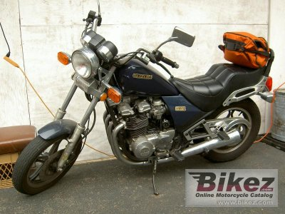 1983 suzuki gs 550 l specifications and pictures