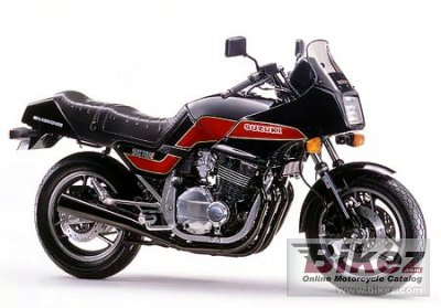 1983 Suzuki GSX 750 ES specifications and pictures
