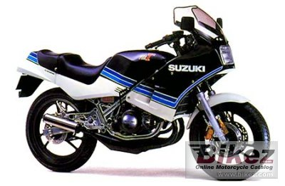 1984 Suzuki RG 250 W photo