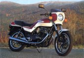1984 Suzuki GSX 400 S photo