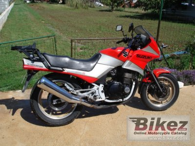1984 Suzuki GSX 550 ES photo