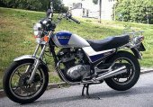 1984 Suzuki GR 650 X photo