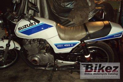 1984 Suzuki GS450