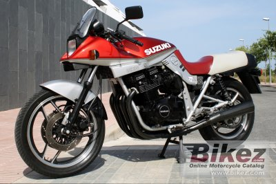 1984 suzuki gsx 1100 s katana specifications and pictures
