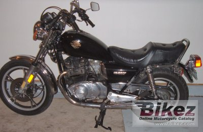 1985 Suzuki GS 450 L photo