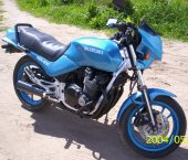1985 Suzuki GSX 550 ES photo
