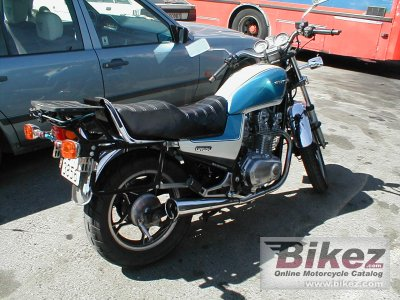 1985 Suzuki GR 650 X photo