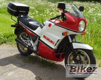 1985 Suzuki GSX 1100 EF photo