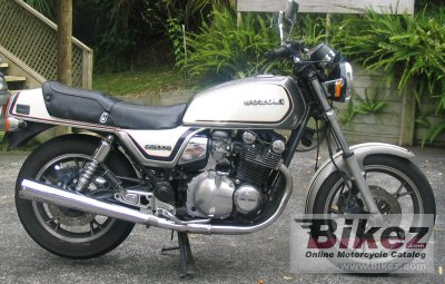 1985 Suzuki GS 1100 G specifications and pictures