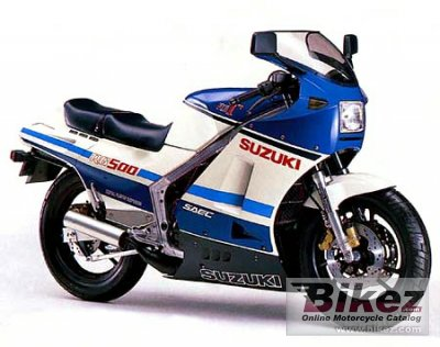 1986 Suzuki RG 500 Gamma photo