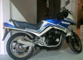 1986 Suzuki GSX 550 ES photo