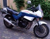 1986 Suzuki GSX 750 ES photo