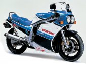 1986 Suzuki GSX-R 750 photo