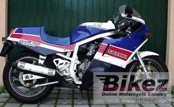 gsx-r 750 special edition (reduced effect)