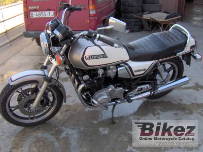 1986 Suzuki GS 1100 G photo