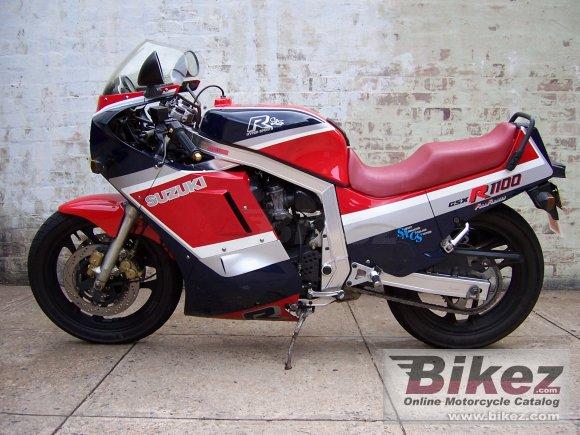 1986 Suzuki GSX-R 1100