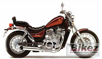 1986 Suzuki VS 750 GL Intruder specifications and pictures