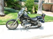 1987 Suzuki US 750 GL Intruder photo