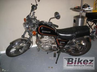 1987 Suzuki GN250