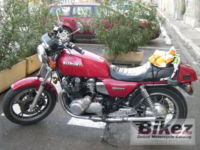 1988 Suzuki GS 1100 G photo