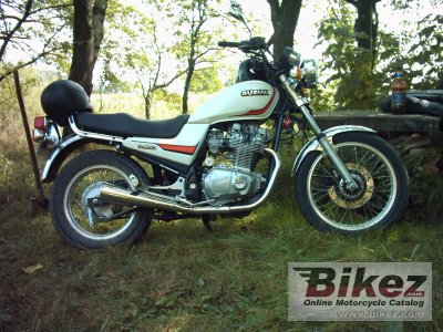 1988 Suzuki GR 650 photo