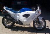 1988 Suzuki GSX 600 F photo