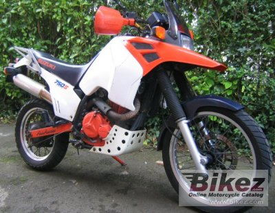 1988 Suzuki Dr Big 750 S Specifications And Pictures