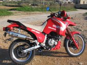 1989 Suzuki DR Big 750 S (reduced effect)