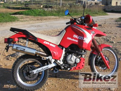 1989 Suzuki DR Big 750 S (reduced effect) photo
