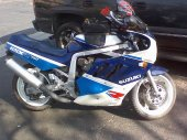 1989 Suzuki GSX-R 750 R photo