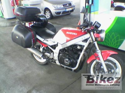 1989 suzuki gs 500 e specifications and pictures
