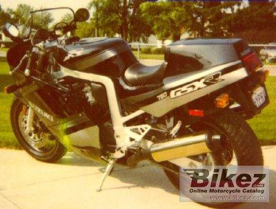 1989 Suzuki GSX-R 750