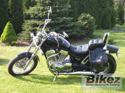1989 Suzuki VS 1400 Intruder specifications and pictures