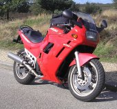 1990 Suzuki GSX 600 F photo