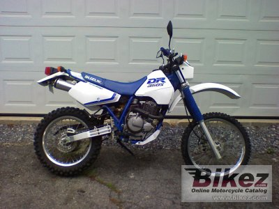 1990 Suzuki DR 350 S specifications and pictures