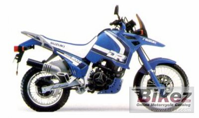 1990 suzuki dr big 800 s specifications and pictures. Black Bedroom Furniture Sets. Home Design Ideas
