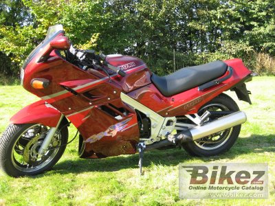 1990 suzuki gsx 1100 f specifications and pictures
