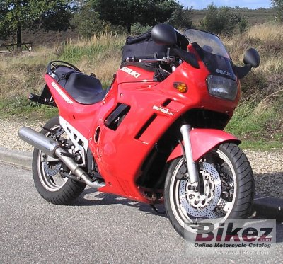 1990 suzuki gsx 600 f specifications and pictures. Black Bedroom Furniture Sets. Home Design Ideas