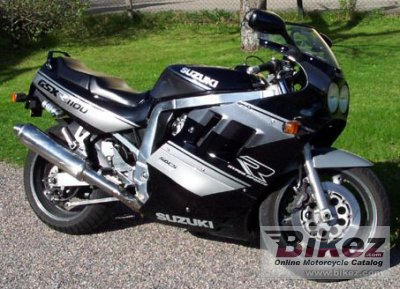1990 suzuki gsx r 1100 specifications and pictures. Black Bedroom Furniture Sets. Home Design Ideas