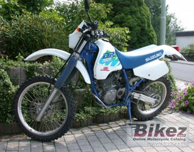 1991 suzuki dr 350 s specifications and pictures. Black Bedroom Furniture Sets. Home Design Ideas