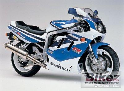 1991 Suzuki GSX-R 750