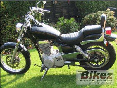 Suzuki Savage For Sale