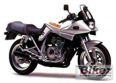 1992 Suzuki GSX 250 SSN Katana photo