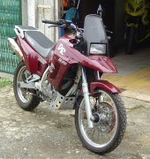 1992 Suzuki DR Big 800 S photo