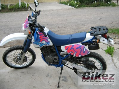 1992 suzuki dr 350 s specifications and pictures